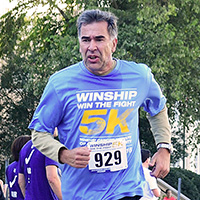 Mark and Kate Winne | Winship Cancer Institute