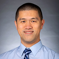Photo of                                   Andres Chang MD, PhD