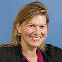 Photo of                                   Anna Janss MD, PhD