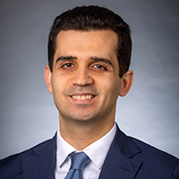 Photo of                                   Bassel Nazha MD, MPH
