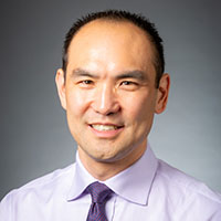 Photo of                                   David Yu MD, PhD