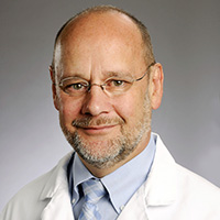 Photo of                                   Edmund K. Waller MD, PhD, FACP