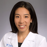 Photo of                                   Jolinta Lin MD