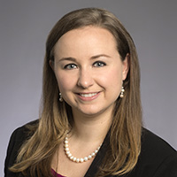 Photo of                                   Lauren M. Postlewait MD