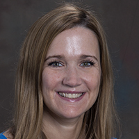 Photo of                                   Lea Gilliland MD