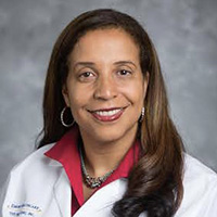 Photo of                                   Lisa Flowers MD, MPH, FACOG