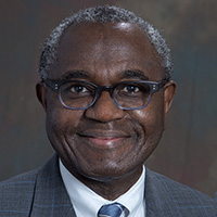 Photo of Nelson M. Oyesiku