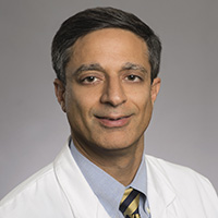 Photo of                                   Sagar Lonial MD, FACP
