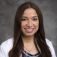 Photo of                                   Sarah C. Friend MD