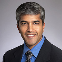 Photo of                                   Vikas A. Gupta MD, PhD