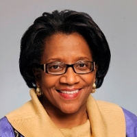 Photo of                                   Valerie Henderson MSW