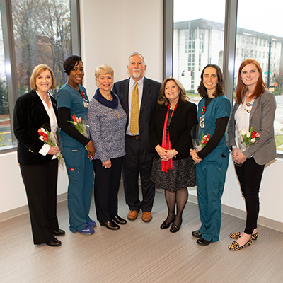 Luncheon honors nursing award recipients