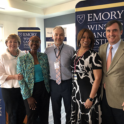 2018 Spirit of Winship Award Recipients Named