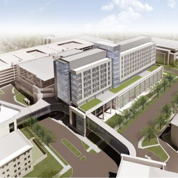 New Hospital Expansion to House Three Floors of Inpatient Cancer Care