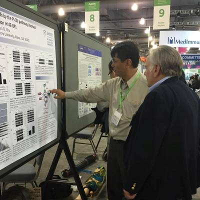 Winship investigators at AACR 2016