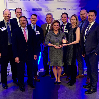 Winship at Midtown facility wins 2020 Best in Atlanta Real Estate Award
