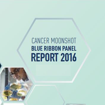 Cancer Moonshot panel releases new report