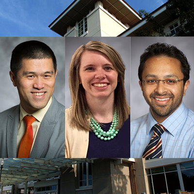 Winship names Elkin Fellows and Rochfort Scholars
