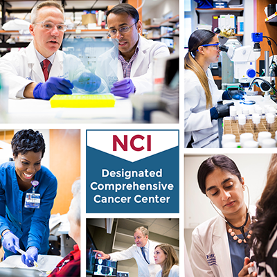 Winship awarded NCI-designated comprehensive cancer center status