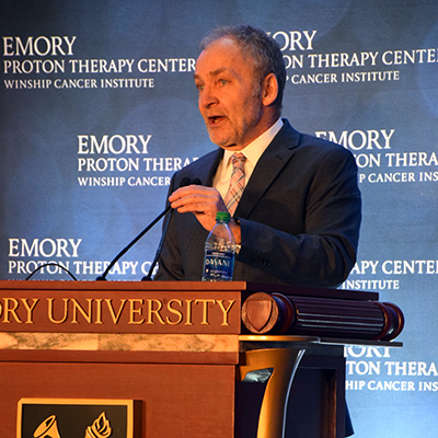Emory Proton Therapy Center celebrates official opening