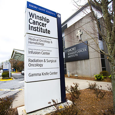 Winship at Emory Saint Joseph's Hospital rises to the challenge