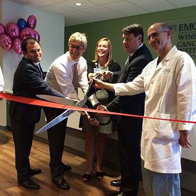 Winship expands patient treatment at Emory Saint Joseph's