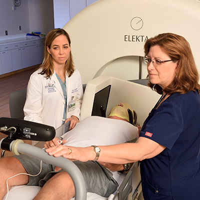 Winship first in Georgia to offer advanced radiosurgery for the brain