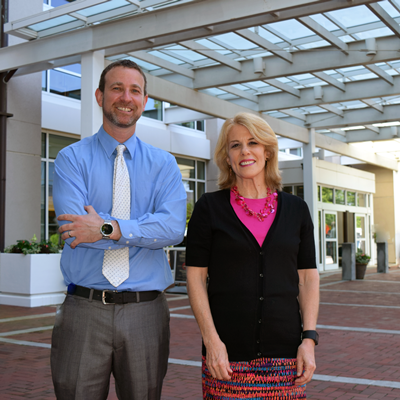 Marcus, Gillespie awarded NIH grant for education program