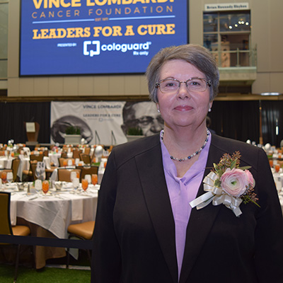 Winship nurse-leader receives Lombardi Foundation Award