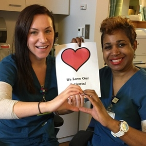 Winship Celebrates Patient Appreciation Week