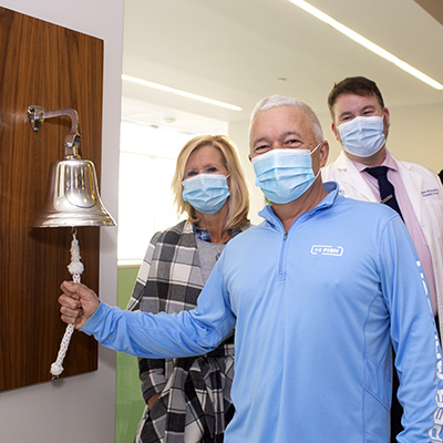 Emory Proton Therapy Center honors patients on second anniversary