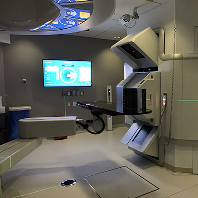 Emory Proton Therapy Center opens last treatment room