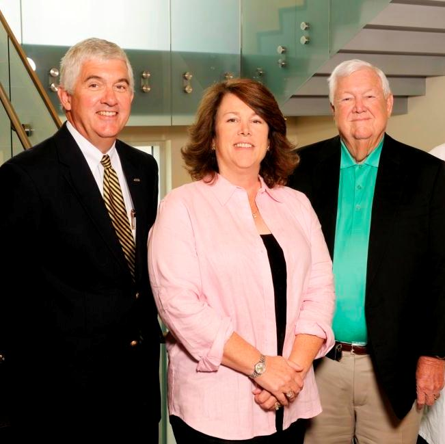 Reynolds' Legacy Inspires $750,000 Endowment