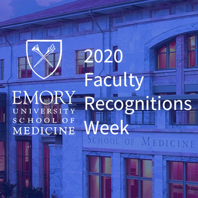 Winship members among Emory School of Medicine honorees