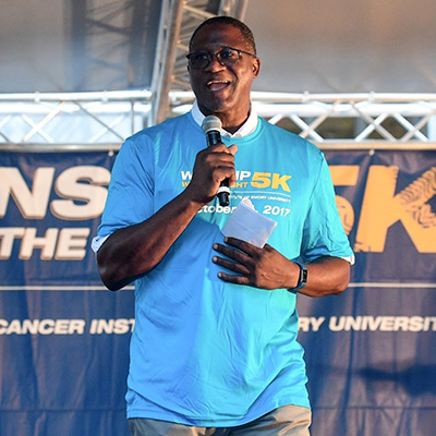 NBA Hall of Famer to kick off Winship 5K on October 13