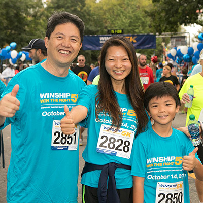 Winship 5K raises record-breaking $1 million to benefit cancer research