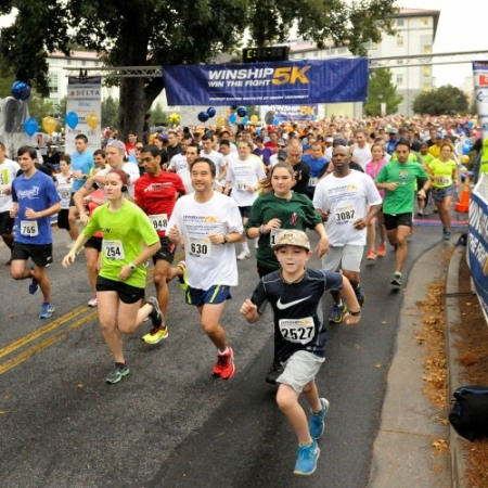 Registration opens for 6th annual Winship 5K run/walk
