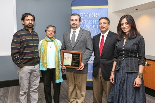 Photo of Puri Memorial Lecture kicks off at Winship