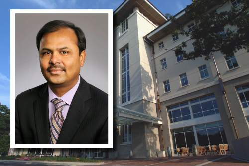 Photo of Ramalingam Named Deputy Director of Winship