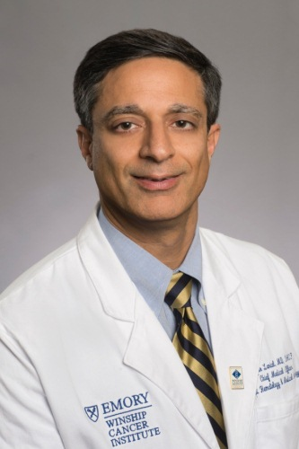 Photo of Lonial Named New Hematology and Medical Oncology Department Chair