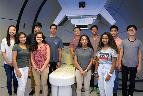 Photo of Winship summer scholars to present at final symposium