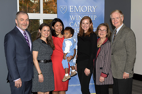 Photo of Torres to hold Glenn Family Chair in Breast Cancer Research at Winship