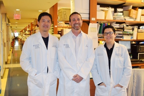 Photo of Winship researchers receive major NCI grant