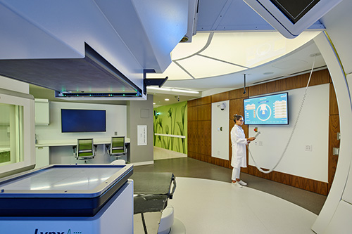 Emory Proton Therapy Center Winship Cancer Institute